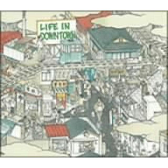 Noriyuki Makihara LIFE IN DOWN TOWN CD