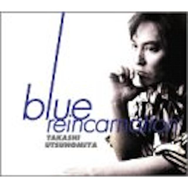 Takashi Utsunomiya BLUE REINCARNATION CD
