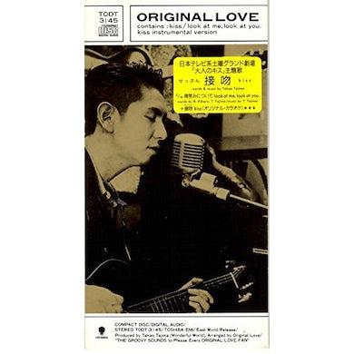 ORIGINAL LOVE KISS CD