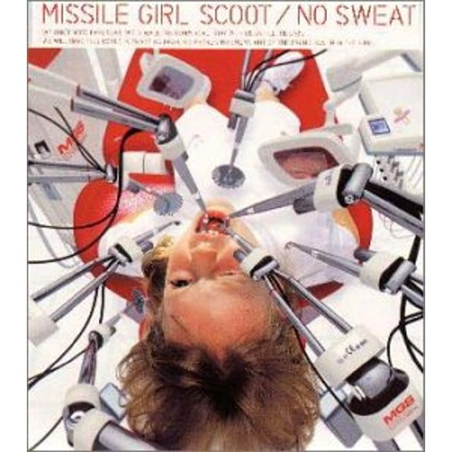 Missile Girl Scoot NO SWEAT CD