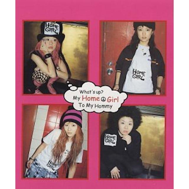 Scanty HOME GIRL CD