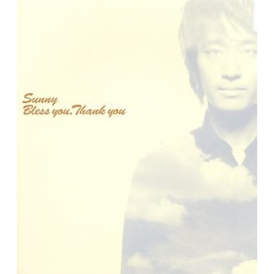 SUNNY BLESS YOU, THANK YOU CD