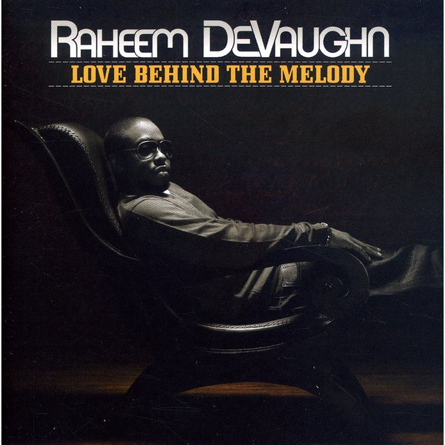 Raheem DeVaughn LOVE BEHIND THE MELODY CD