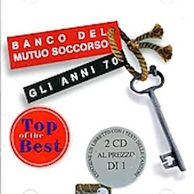 Banco Del Mutuo Soccorso GLI ANNI 70 CD