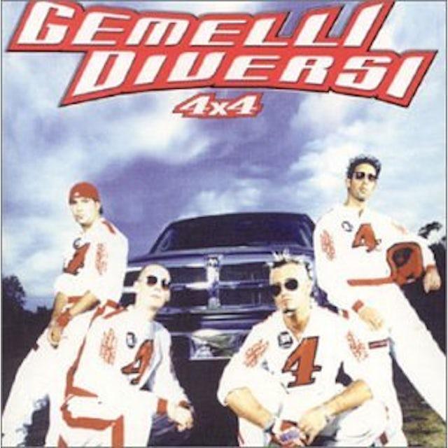 Gemelli Diversi 4X4 CD
