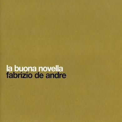 Fabrizio De Andre BUONA NOVELLA CD
