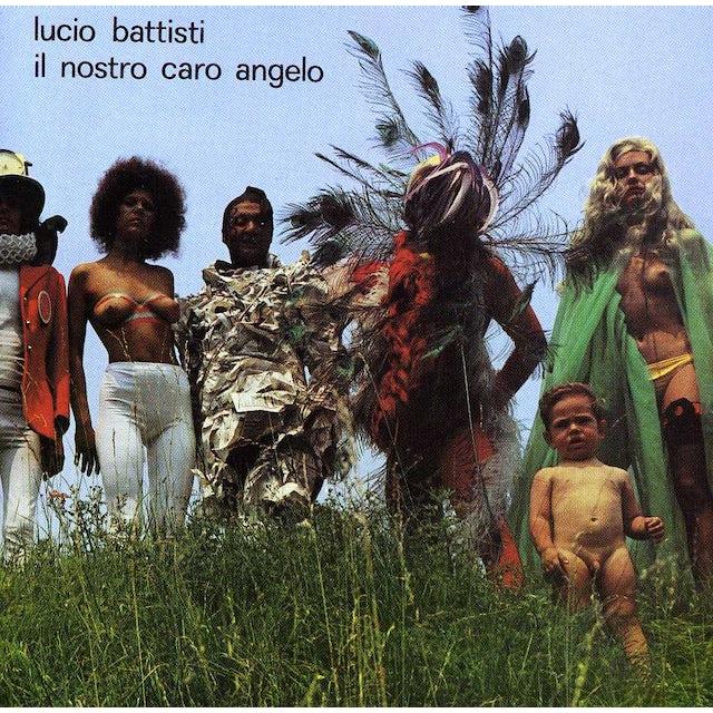 Lucio Battisti NOSTRO CARO ANGELO CD