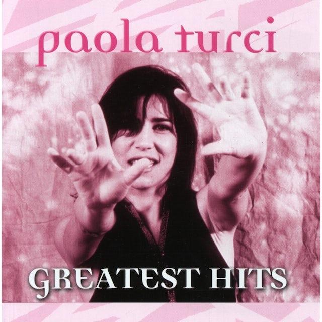 Paola Turci GREATEST HITS CD