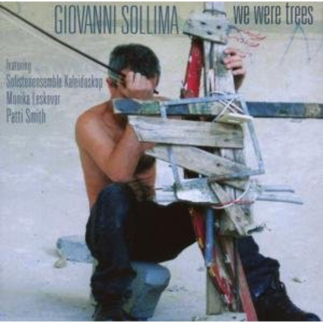 Giovanni Sollima WE WERE TREES CD