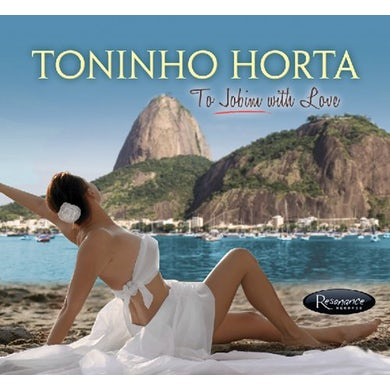 Toninho Horta TO JOBIM WITH LOVE CD