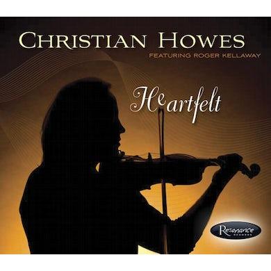 Christian Howes HEARTFELT CD
