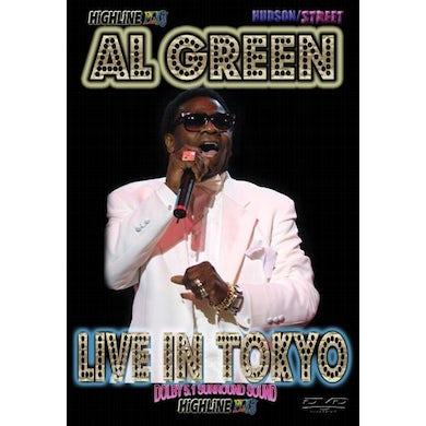 Al Green LIVE IN TOKYO DVD