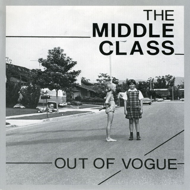 Middle Class OUT OF VOGUE Vinyl Record
