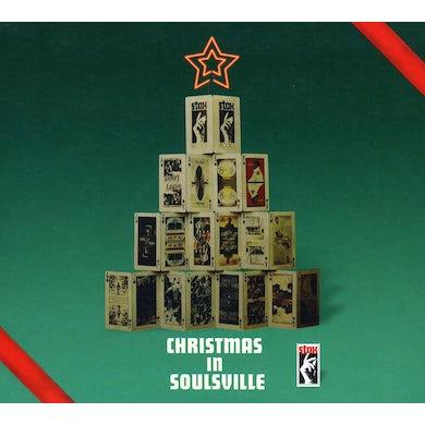 CHRISTMAS IN SOULSVILLE / VARIOUS CD