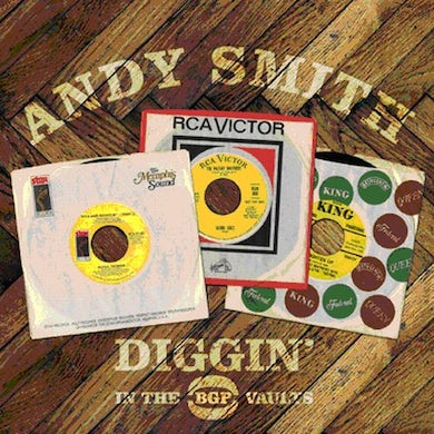 Andy Smith DIGGIN IN THE BGP VAULTS CD