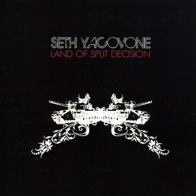 Seth Yacovone LAND OF SPLIT DECISIONS CD