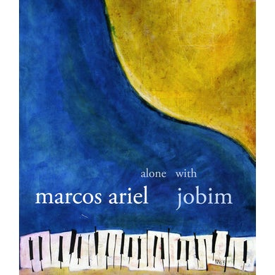 ALONE WITH JOBIM CD