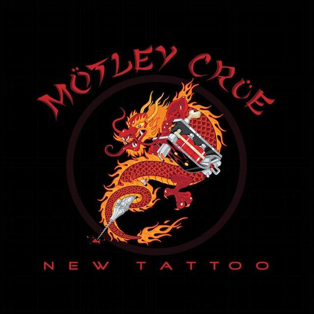 Mötley Crüe NEW TATTOO CD