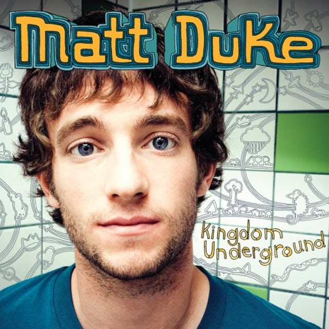 Matt Duke KINGDOM UNDERGROUND CD