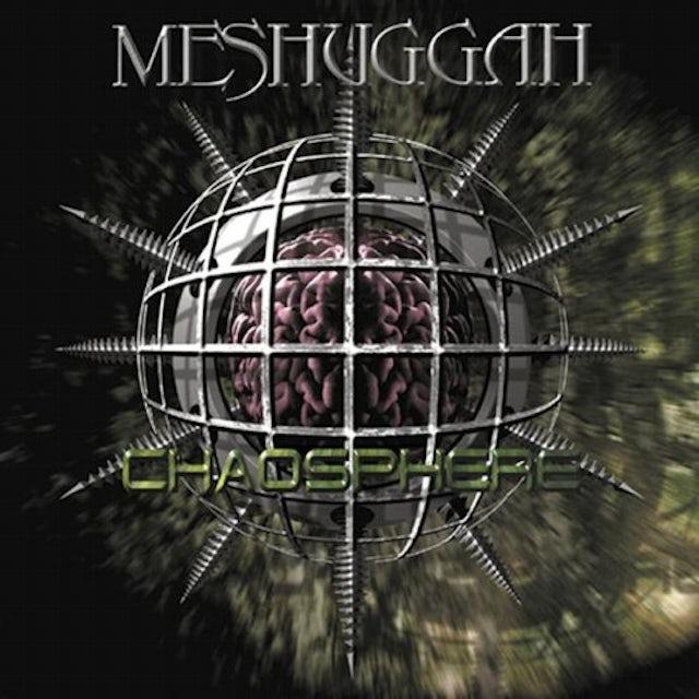 MESHUGGAH CHAOSPHERE RELOADED CD