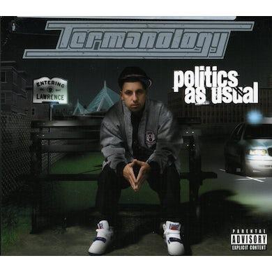 POLITICS AS USUAL CD