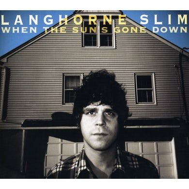 Langhorne Slim WHEN THE SUN'S GONE DOWN CD