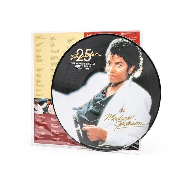 Michael Jackson THRILLER (PICTURE DISC) Vinyl Record