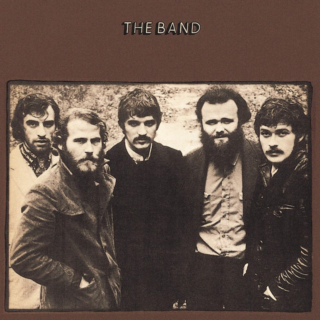 The Band Vinyl Record - Limited Edition, 180 Gram Pressing