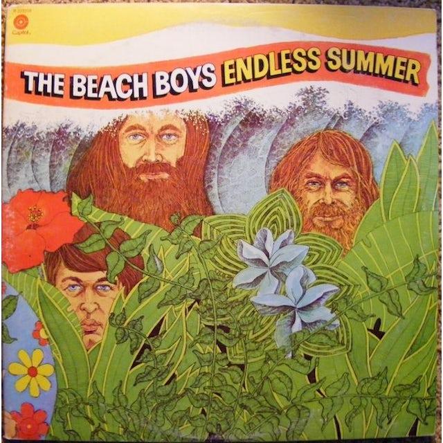 The Beach Boys ENDLESS SUMMER Vinyl Record
