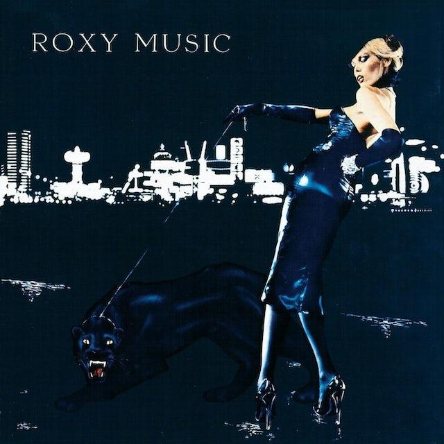 Roxy Music FOR YOUR PLEASURE Vinyl Record