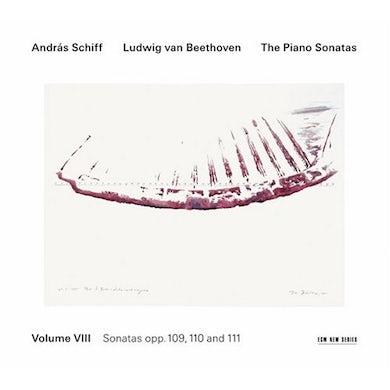 Andras Schiff PIANO SONATAS VIII CD