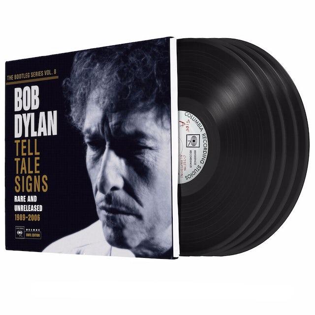 Bob Dylan TELL TALE SIGNS: BOOTLEG SERIES 8 Vinyl Record - 180 Gram Pressing