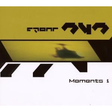 Front 242 MOMENTS CD