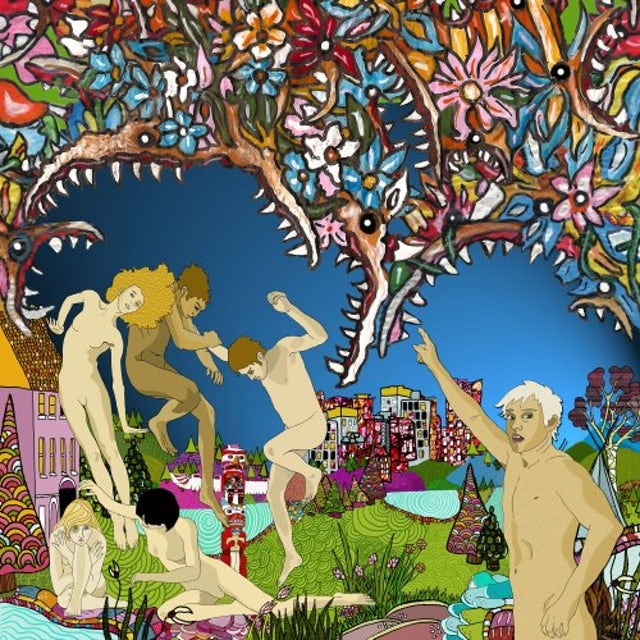 Of Montreal SKELETAL LAMPING CD