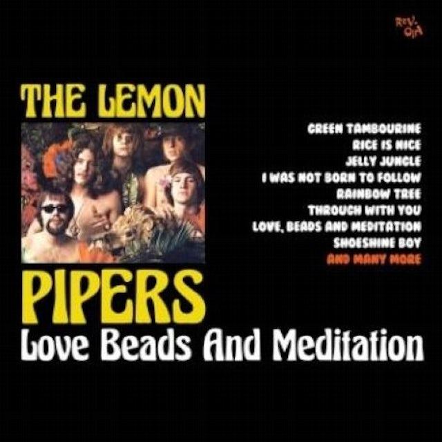 Lemon Pipers LOVE BEADS & MEDITATION CD