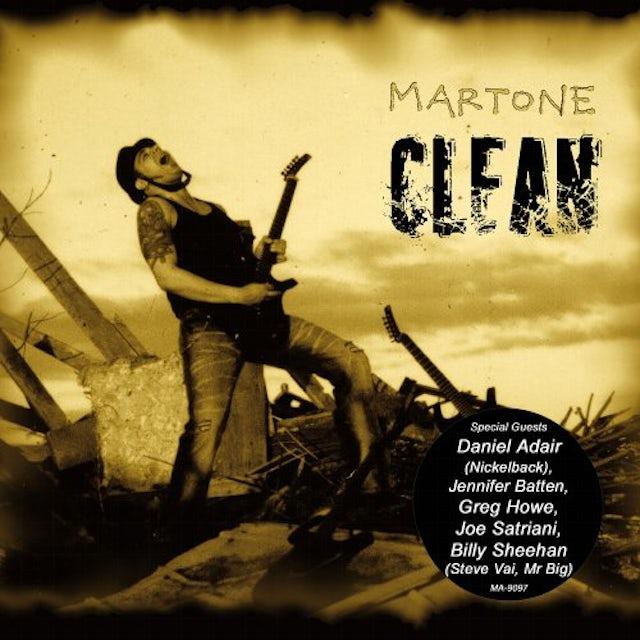 Martone CLEAN CD