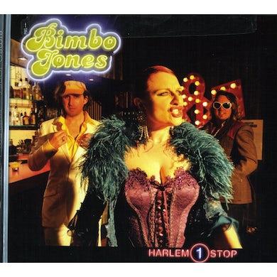 Bimbo Jones HARLEM 1 STOP CD