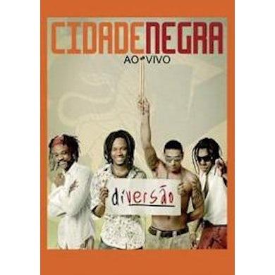 Cidade Negra DIVERSAO - AO VIVO CD