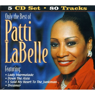 Patti LaBelle ONLY THE BEST OF CD