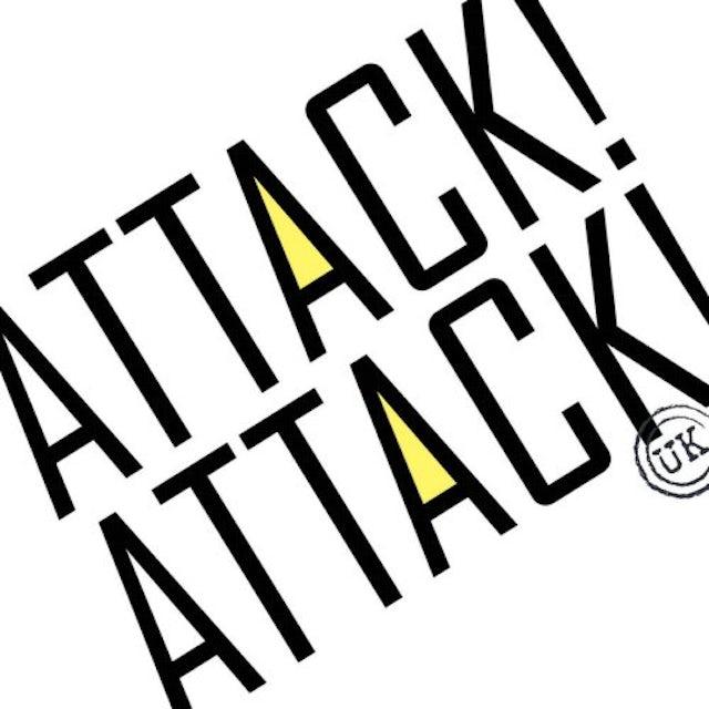 Attack Attack UK CD