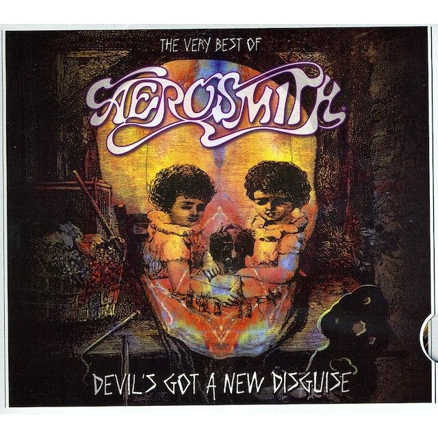 Aerosmith DEVILS GOT A NEW DISGUISE CD