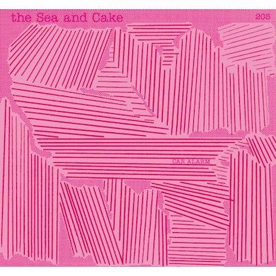 The Sea and Cake CAR ALARM Vinyl Record