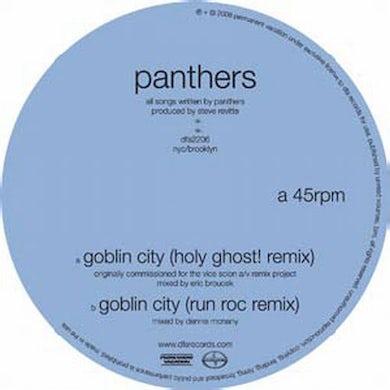 Panthers GOBLIN CITY (X2) Vinyl Record