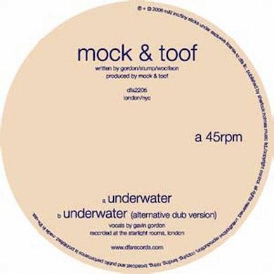 Mock & Toof UNDERWATER Vinyl Record