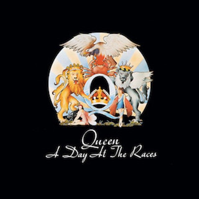 Queen DAY AT THE RACES Vinyl Record