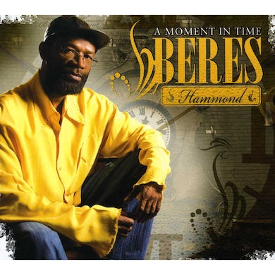 Beres Hammond MOMENT IN TIME CD