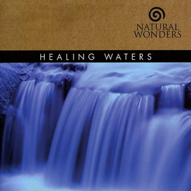 David Arkenstone HEALING WATERS CD