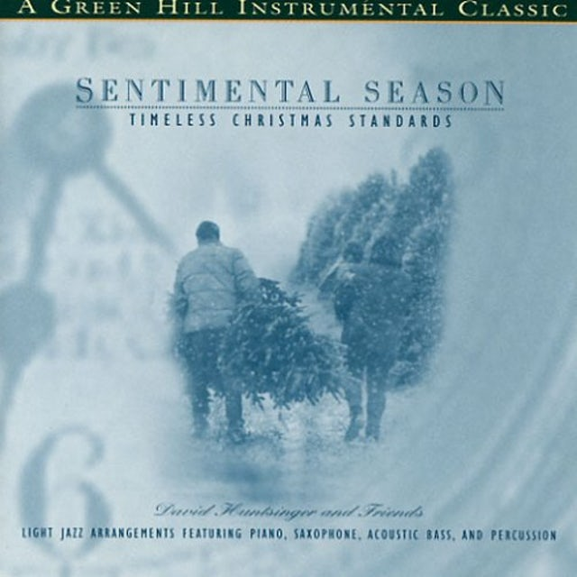 David Huntsinger SENTIMENTAL SEASON CD