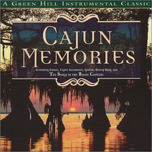 Jo-El Sonnier CAJUN MEMORIES CD