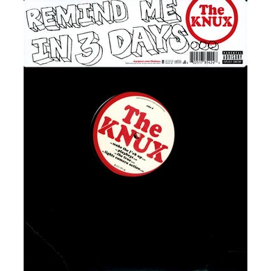The Knux Remind Me In 3 D(Ex) Vinyl Record